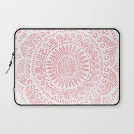 Blush Lace Laptop Sleeve