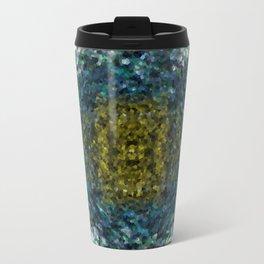 Geode Abstract 01 Travel Mug