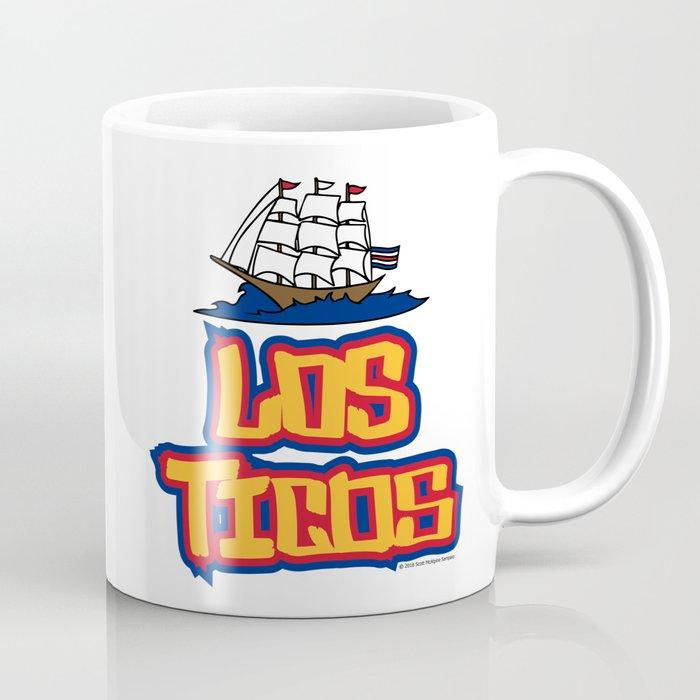 Costa Rica Los Ticos ~Group E~ Coffee Mug