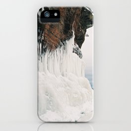 sea caves iPhone Case