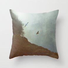 Some Sundays Throw Pillow