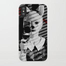 Fox Blood iPhone Case