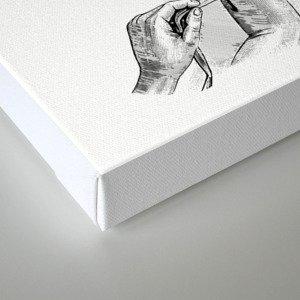 ET-Wolverine Canvas Print