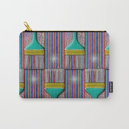 A Brush with Wet Paint Carry-All Pouch
