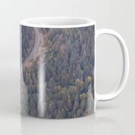 Road and Forest2 Coffee Mug