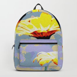 Daisys & blue sky Backpack