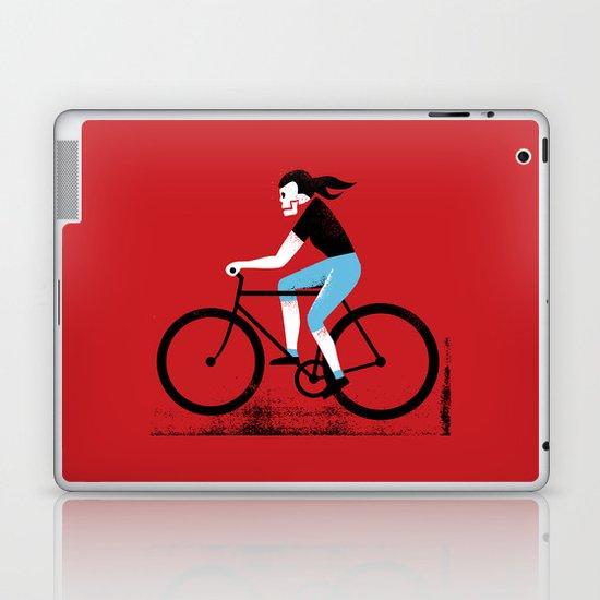 Ride or Die No. 2 Laptop & iPad Skin