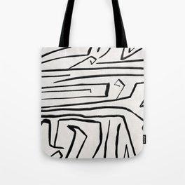 Modern improvisation 02 Tote Bag
