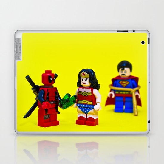 You got it! Laptop & iPad Skin