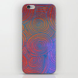 Linear No. 6 iPhone Skin