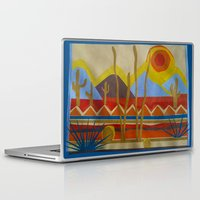 desert Laptop & iPad Skins featuring Desert by Abundance