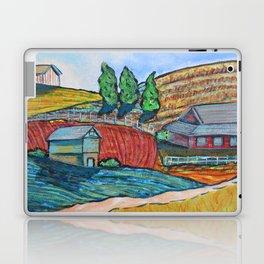 The Little Farm Laptop & iPad Skin