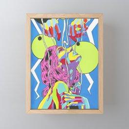 A Lost Soul Framed Mini Art Print