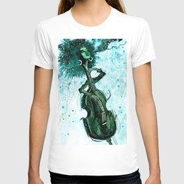 E.S. bot T-shirt
