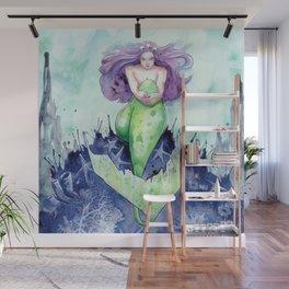 Reef Mermaid Wall Mural