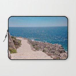 Heavenly Hike On Cap Ferrat Laptop Sleeve