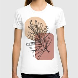 Abstract Pine T-shirt