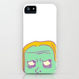 I Think I Like You iPhone Case