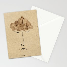 Oatmeal Cookies Stationery Cards