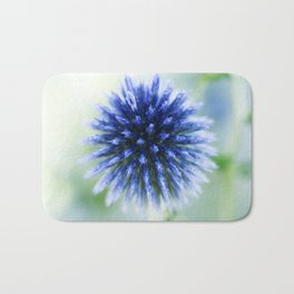 Globe Thistle Bath Mat