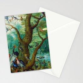 Jan van Kessel - Concert of birds Stationery Cards