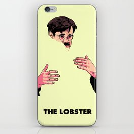The Lobster iPhone Skin