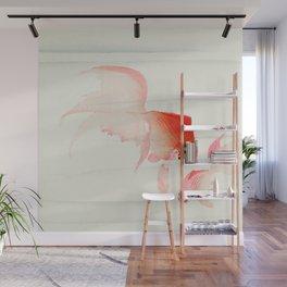 Ohara Koson - Gold fish Wall Mural