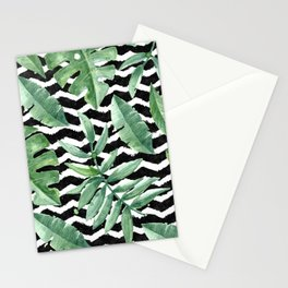 Tropical Geometry Stationery Cards