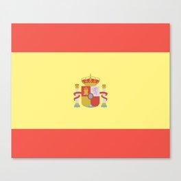 España Canvas Print