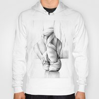 andreas preis Hoodies featuring Ballet by Andreas Derebucha