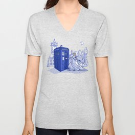 Come Away with Me Unisex V-Neck