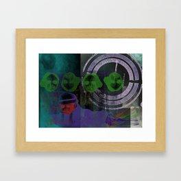 Return of the Repressed Chapter 1 Framed Art Print