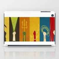 justice iPad Cases featuring Justice by Danny Haas