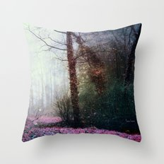 my own world Throw Pillow