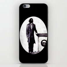 Life's Course You Flunk, Compute and Cyberpunk iPhone & iPod Skin