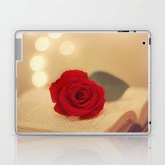 Romance Novel Laptop & iPad Skin