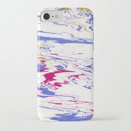 Gravity Painting 23 iPhone Case