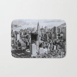 Vintage New York City Bath Mat