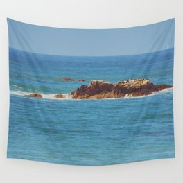 California Shoals Wall Tapestry