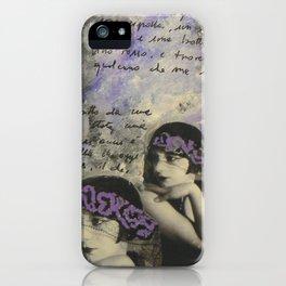 KIKI iPhone Case