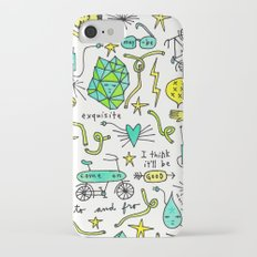 to and fro iPhone 7 Slim Case