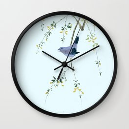 Chirpy Wall Clock