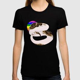Gay Pride (Piebald Ball Python) T-shirt