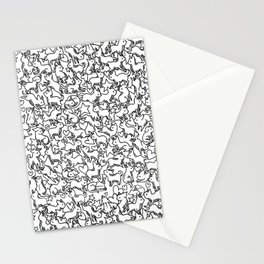 Good Things Come in Small Packages Stationery Cards