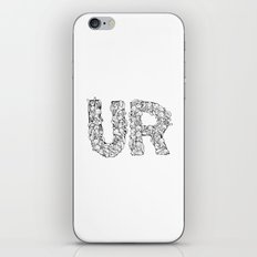 Uncultivated Rabbits iPhone & iPod Skin