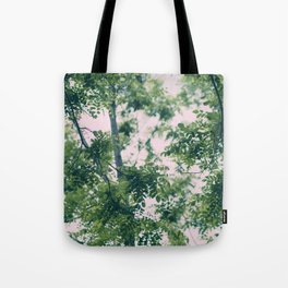 Spring Tree Branches Tote Bag