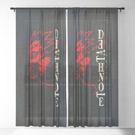 06 Ryuk Sheer Curtain