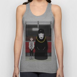 Spirited Away Unisex Tank Top