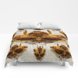 Insect pattern Comforters