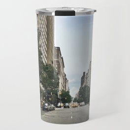 Silent City Travel Mug